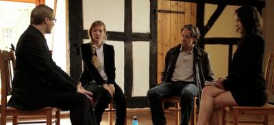 Autorencamp beim Wendland Shorts Filmfestival (2012)