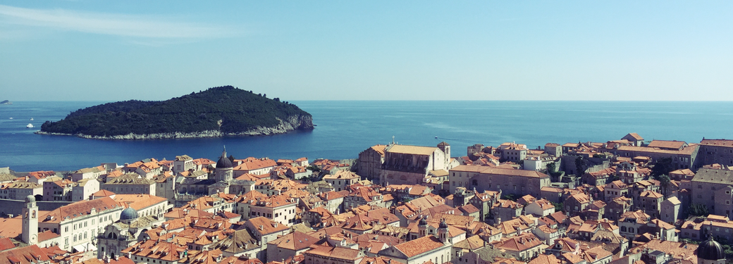 Urlaubsgrüße aus King's Landing : Wie Game of Thrones die Wahrnehmung bestimmt. Eine Selbstbeobachtung aus Dubrovnik.