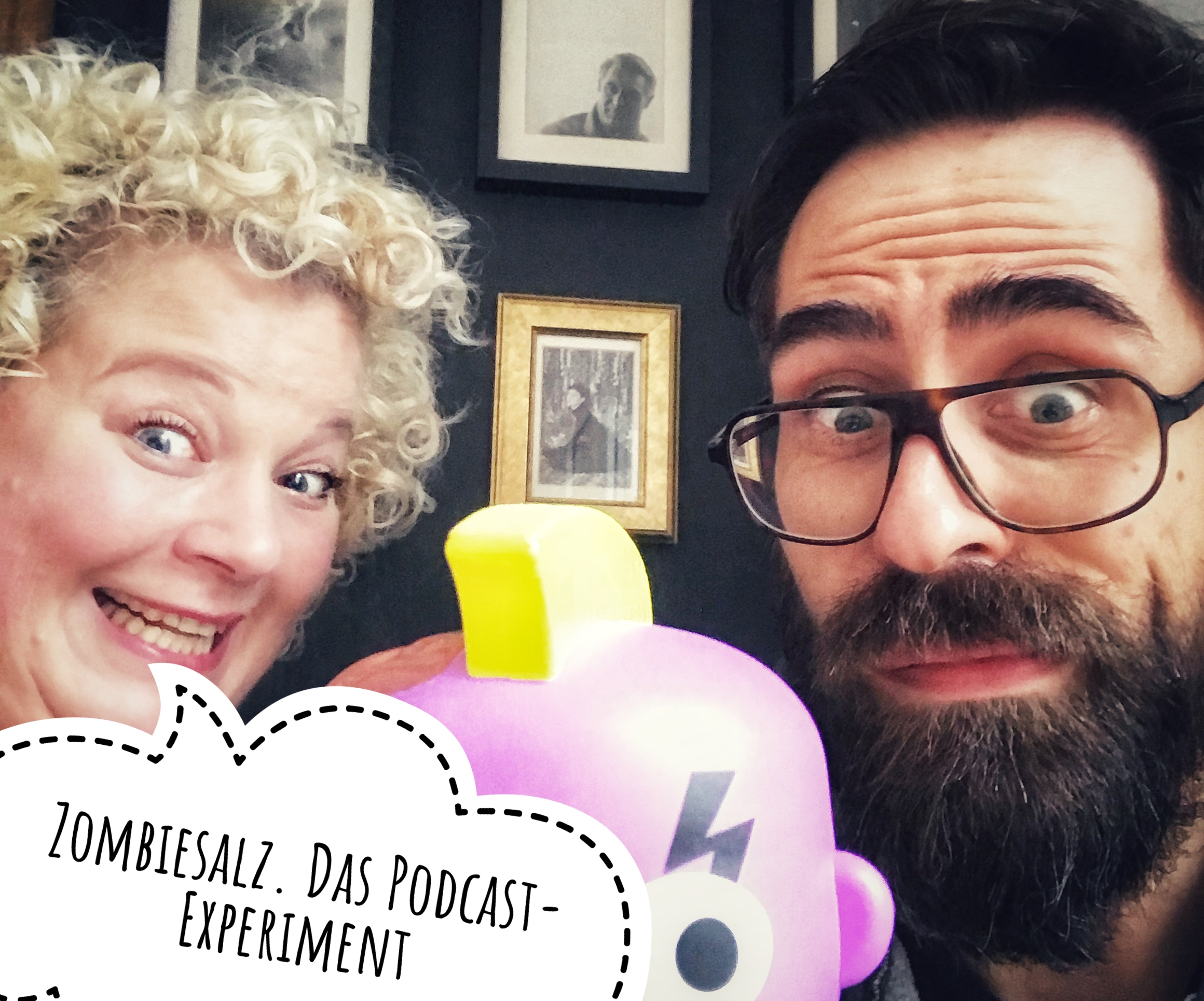 Zombiesalz: Das Podcast Experiment